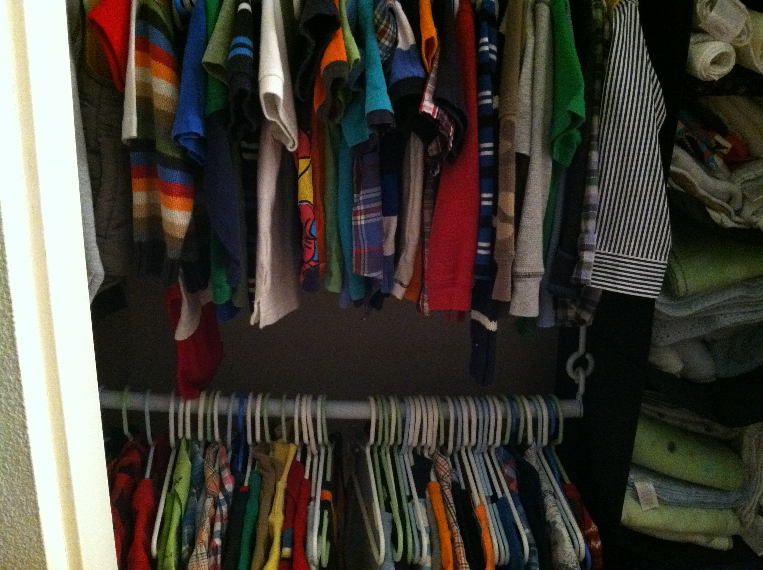 How To Organize And Store Baby Toddler Clothes