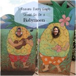 7 Reasons Every Couple Should Go On A Babymoon